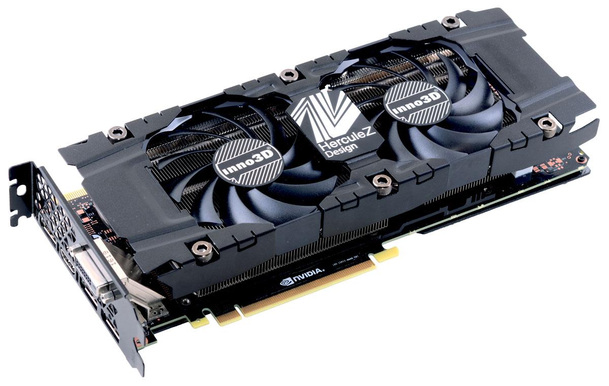 Inno3D GeForce GTX 1080 Twin X2 8GB видеокарта