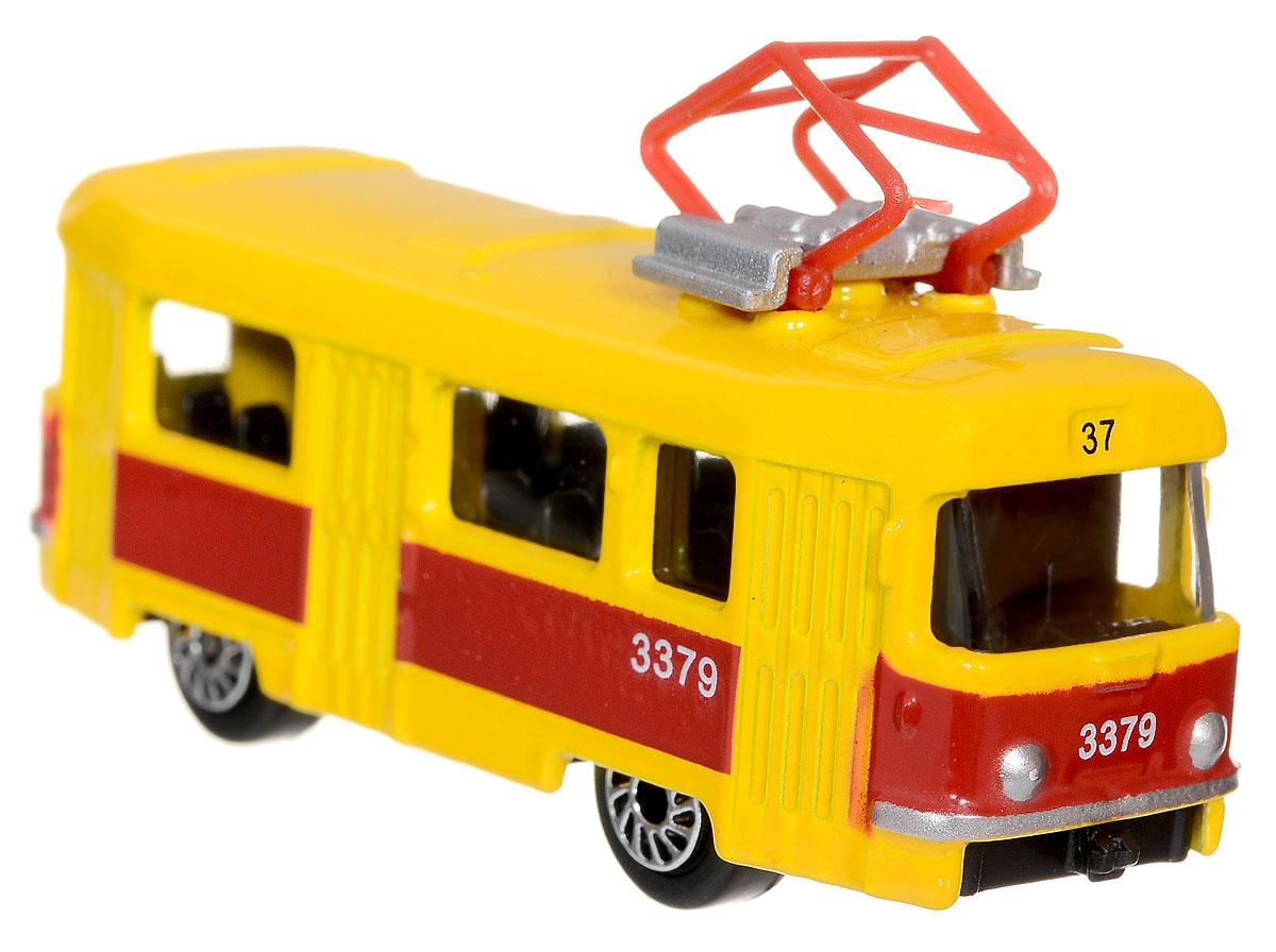 ТехноПарк Трамвай масштаб 1:72