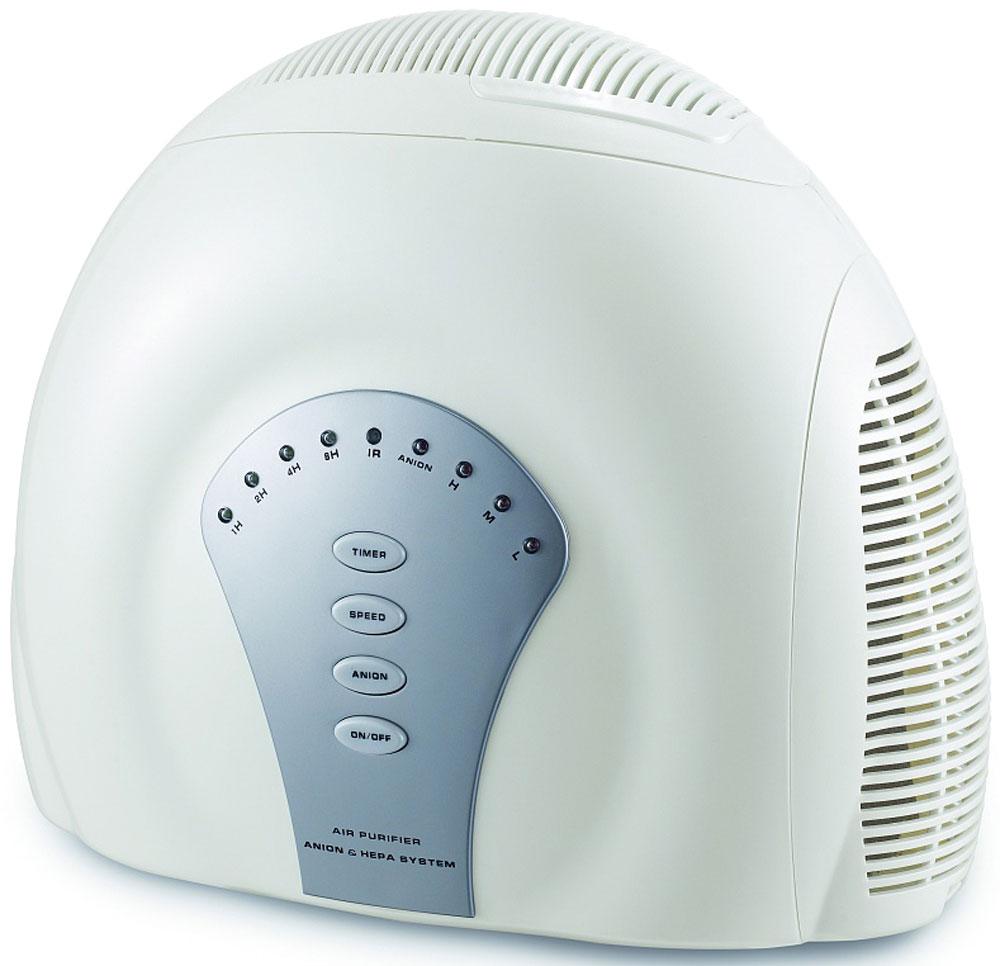 Polaris PPA 2540i очиститель воздухаPPA 2540iОчиститель воздуха с ионизацией Polaris PPA 2540i. Стильный, надежный и эффективный - именно эти три эпитета максимально точно характеризуют данную модель очистителя воздуха. Модель обладает впечатляющими характеристиками, позволяющими сделать эксплуатацию очистителя простой и понятной. Основная задача прибора - очищать воздух - реализована в модели Polaris PPA 2540i тремя режимами интенсивности, встроенным ионизатором и четырьмя фильтрами, а в комплект поставки входят 2 ароматизатора.Память на последние настройки при следующем включенииТаймер автоматического отключения до 8 часовПульт ДУДва ароматизатора в комплекте