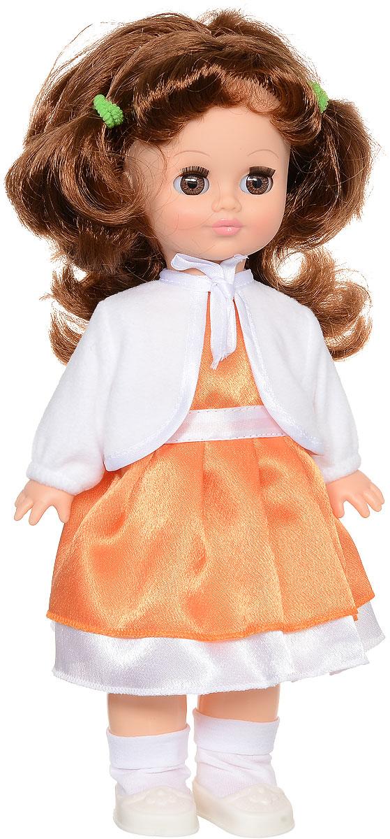 Весна Кукла озвученная Христина цвет одежды оранжевый белый весна кукла христина 2 в303 0