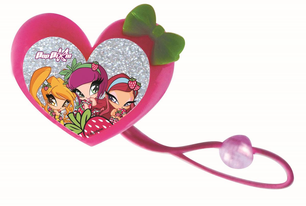 Резинка для волос для девочек PopPixie, цвет: розовый, 2 шт. 41320