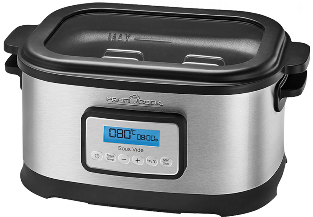 Profi Cook PC-SV 1112 су вид - Мультиварки и пароварки