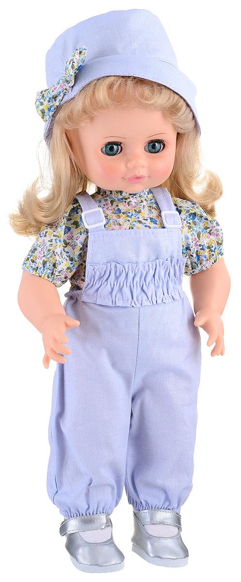 Весна Кукла озвученная Инна цвет одежды светло-голубой весна кукла озвученная инна цвет одежды белый синий