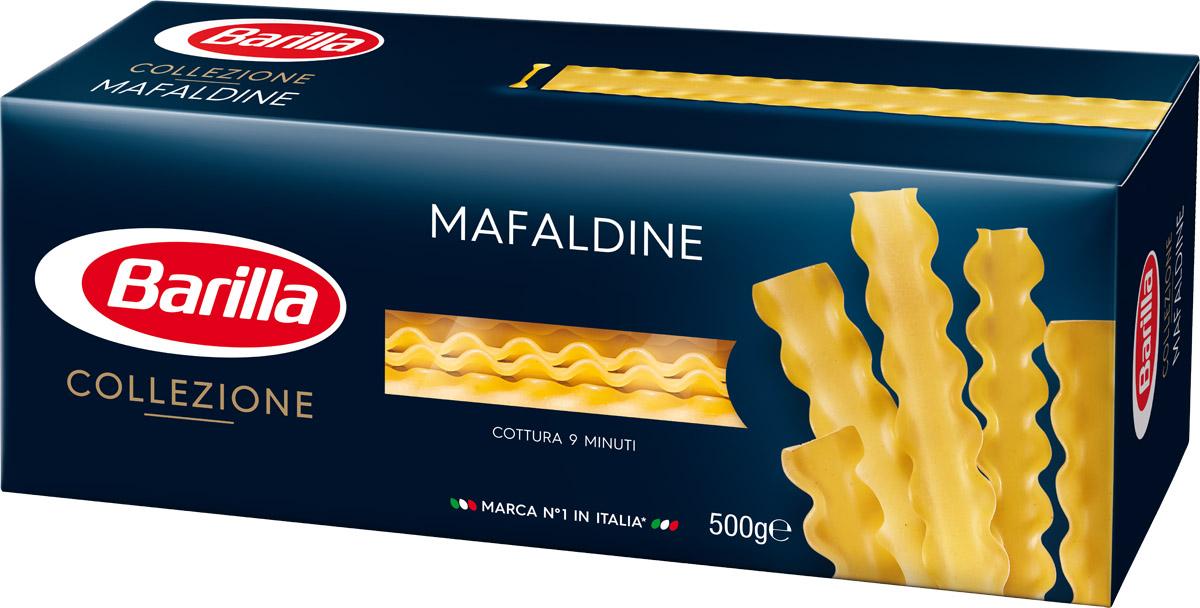 Barilla Mafaldine паста мафальдине, 500 г женские шарфы шапки комплекты oem 2