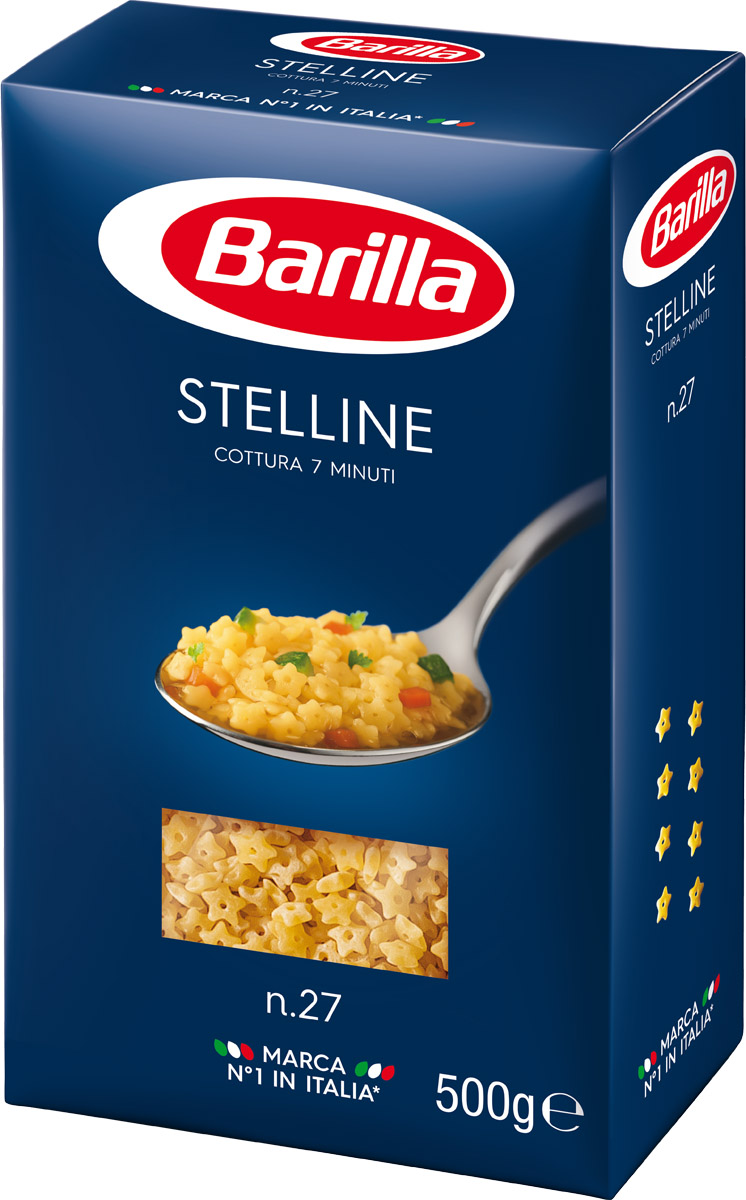 Barilla Stelline паста стеллине, 500 г тарелка для пасты и супа asa selection a table