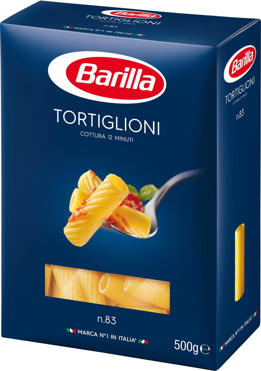 Barilla Tortiglioni паста тортильони, 500 г8076802085837Паста занимает главное место в итальянской культуре еды. Учитывая трепетное отношение итальянцев к еде, нетрудно представить, какое значение они придают качеству ингредиентов, правильной рецептуре и процессу приготовления.Внедряя инновации в процесс производства, Barilla твердо придерживается традиционной рецептуре и чрезвычайно требовательна в подборе ингредиентов. Будучи крупнейшим в мире покупателем пшеницы твердых сортов, Barilla работает с фермерами и поставщиками семян напрямую, контролируя не только качество посевного материала, но и отслеживая, как растят пшеницу и чем ее удобряют. Контролируется и процесс доставки.Миллионы семей во всем мире могут быть уверены, что паста из синей упаковки с хорошо знакомым им логотипом - самая настоящая, итальянская, высочайшего качества. Ни в одном из продуктов Barilla нет искусственных красителей, загустителей, консервантов и генномодифицированных продуктов.Уважаемые клиенты! Обращаем ваше внимание на то, что упаковка может иметь несколько видов дизайна. Поставка осуществляется в зависимости от наличия на складе.Лайфхаки по варке круп и пасты. Статья OZON Гид