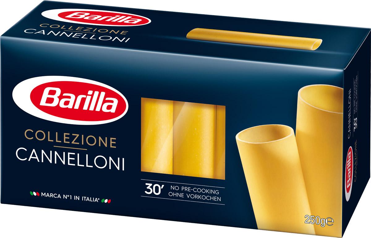 Barilla Cannelloni паста каннеллони, 250 г l карнитин geon ацетил л карнитин 600 мг 75 капсул