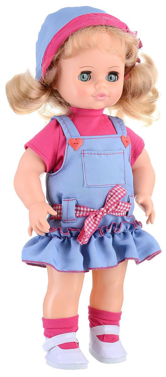Весна Кукла озвученная Инна цвет одежды голубой розовый весна кукла озвученная инна цвет одежды белый синий