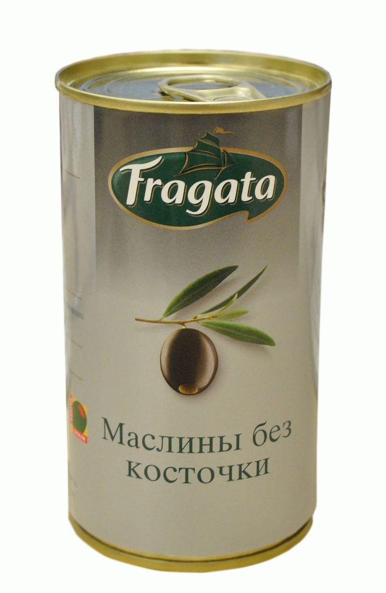Fragata маслины без косточки, 350 г34111Маслины популярны по всему миру благодаряполезным веществам и витаминам, содержащимся в них. Их используют вомногих кухнях мира, в салатах, закусках, пицце.