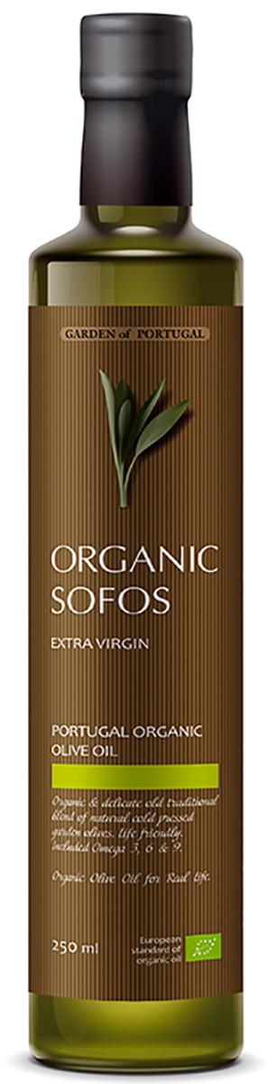 Sofos Organic Extra Virgin масло оливковое нерафинированное, 250 мл (Португалия)0601813032460012Масло Organic Sofos (Португалия): европейский стандарт счастливой жизни! Масло сделано из оливок, выращенных в экологически чистых районах Португалии и бережно собранных вручную. Эко-масло имеет натуральный состав, сохраняющий все целебные свойства:Мононенасыщенные жирные кислоты, нормализующие обмен веществ.Полифенолы, терпеновые спирты, токоферолы, защищающие от онкологии и холестерина.Витамины E, A, D, K.Organic Sofos (Португалия) – божественный подарок от природы! Для активности и молодости, красоты и успешности!Масла для здорового питания: мнение диетолога. Статья OZON Гид