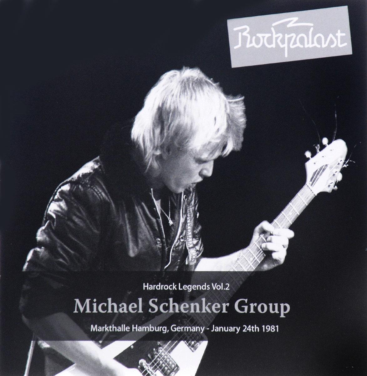 The Michael Schenker Group Michael Schenker Group. Hardrock Legends. Vol. 2 the michael schenker group michael schenker group hardrock legends vol 2