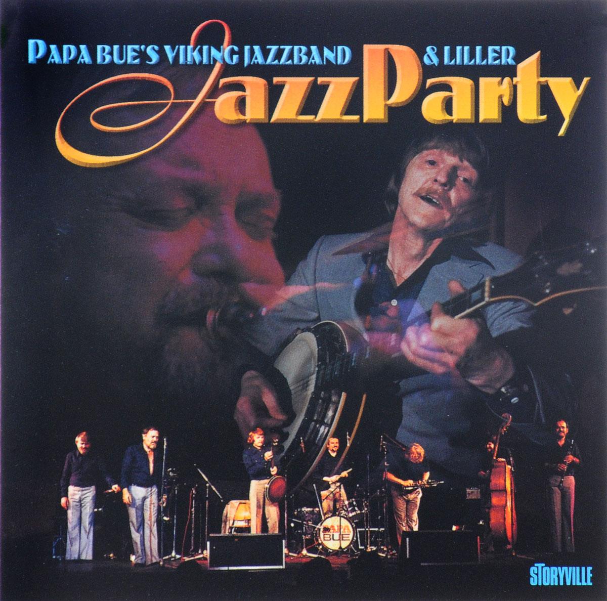Papa Bue's Viking Jazz Band,Liller Papa Bue's Viking Jazzband & Liller. Jazzparty nobo viking c2f 05 xsc