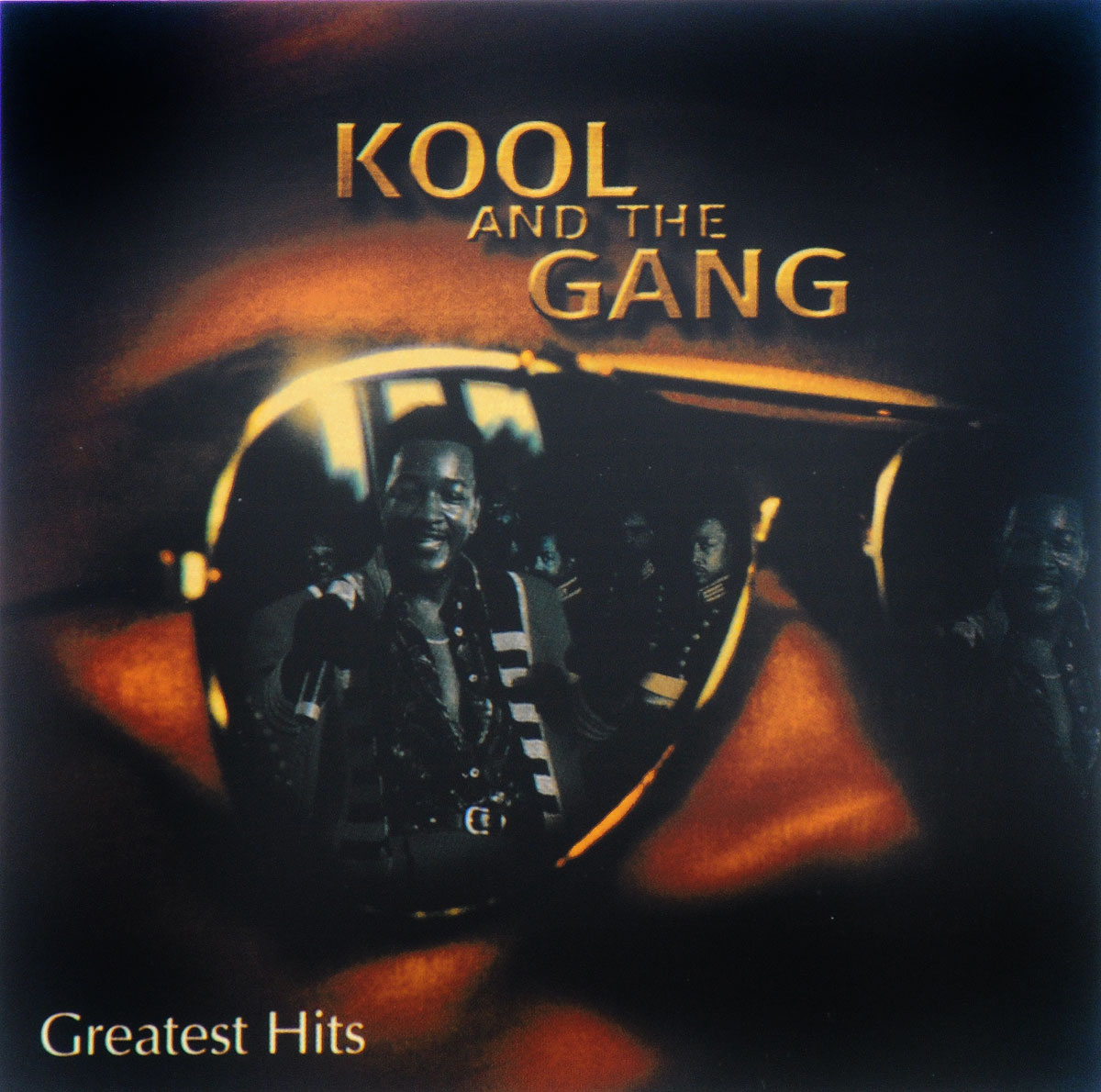 Kool & The Gang Kool & The Gang. The Greatest Hits энрике иглесиас enrique iglesias greatest hits deluxe edition cd dvd