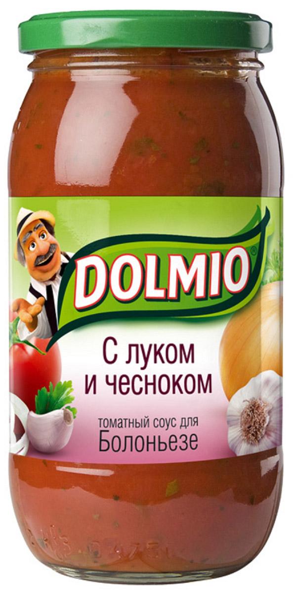 Dolmio с луком и чесноком, томатный соус для Болоньезе, 500 гXV811/3254м/3185м10 спелых томатов, луковица и несколько зубчиков чеснока - превосходная комбинация для приготовления блюд из курицы, свинины и говядины. Дополняют вкус ароматные итальянские приправы - орегано и базилик. Попробуй приготовить свои любимые домашние блюда с соусом и не забудь пристегнуть ремни: с минуты на минуту твоя кухня может отправиться в Италию.