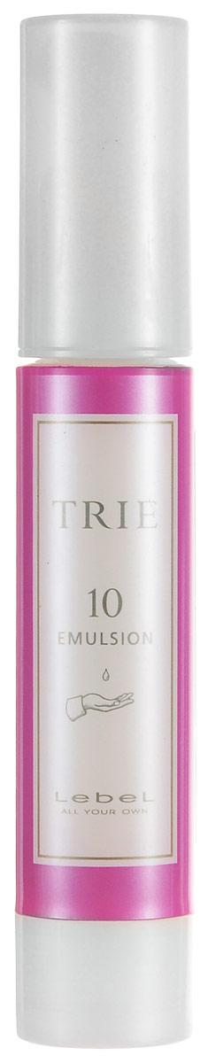Lebel Trie Эмульсия для волос Move Emulsion 10 50 г2305Эмульсия для волос Lebel Trie Move Emulsion:Для создания креативных форм. Подчёркивает и выделяет акценты.Идеально подходит для создания «игольчатого эффекта». SPF 10