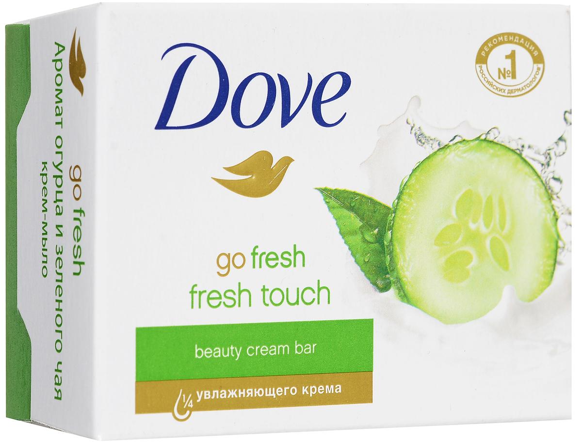 DOVE Крем-мыло Прикосновение свежести 100г67045174