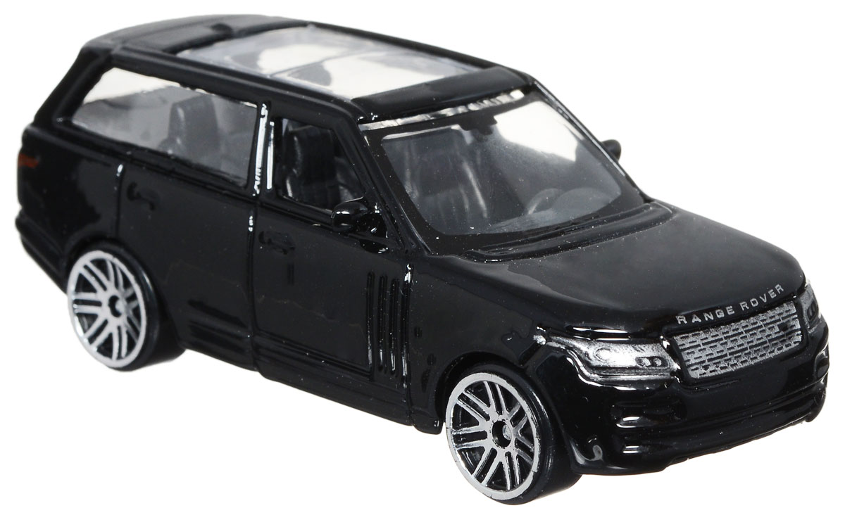 ТехноПарк Модель автомобиля Land Rover Range Rover цвет черный pitstop модель автомобиля range rover evoque цвет белый