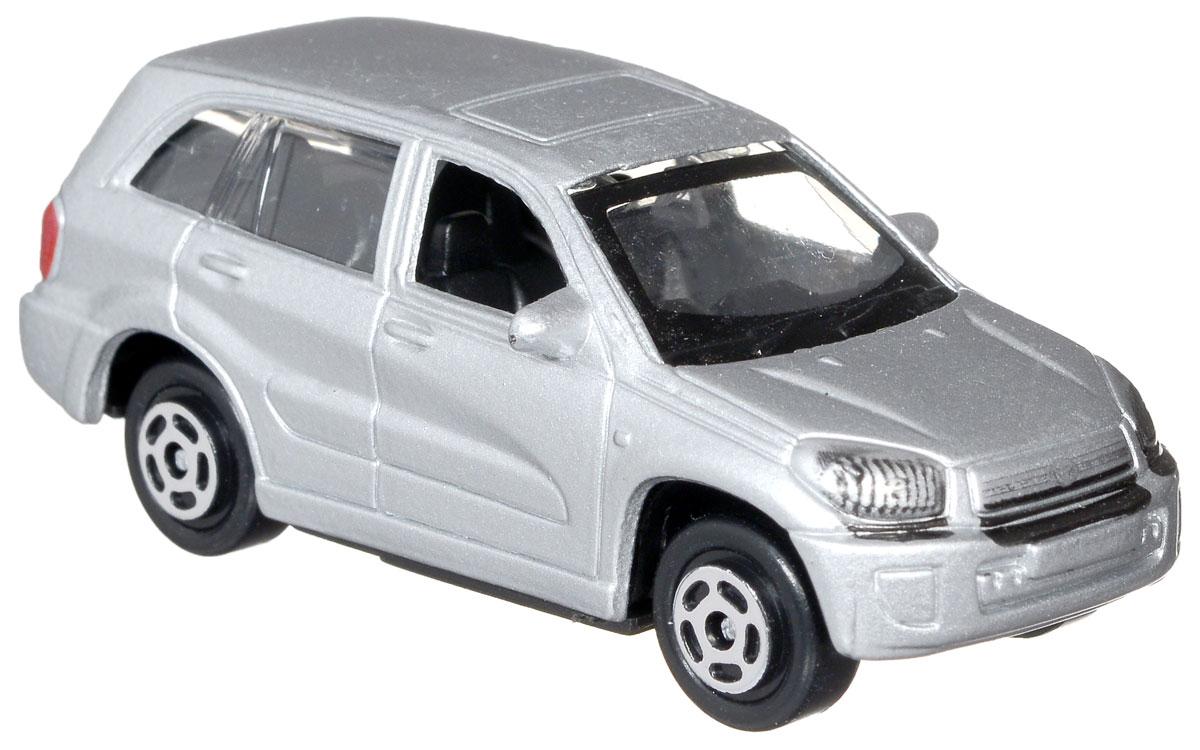 ТехноПарк Модель автомобиля Toyota RAV4 цвет серебристый