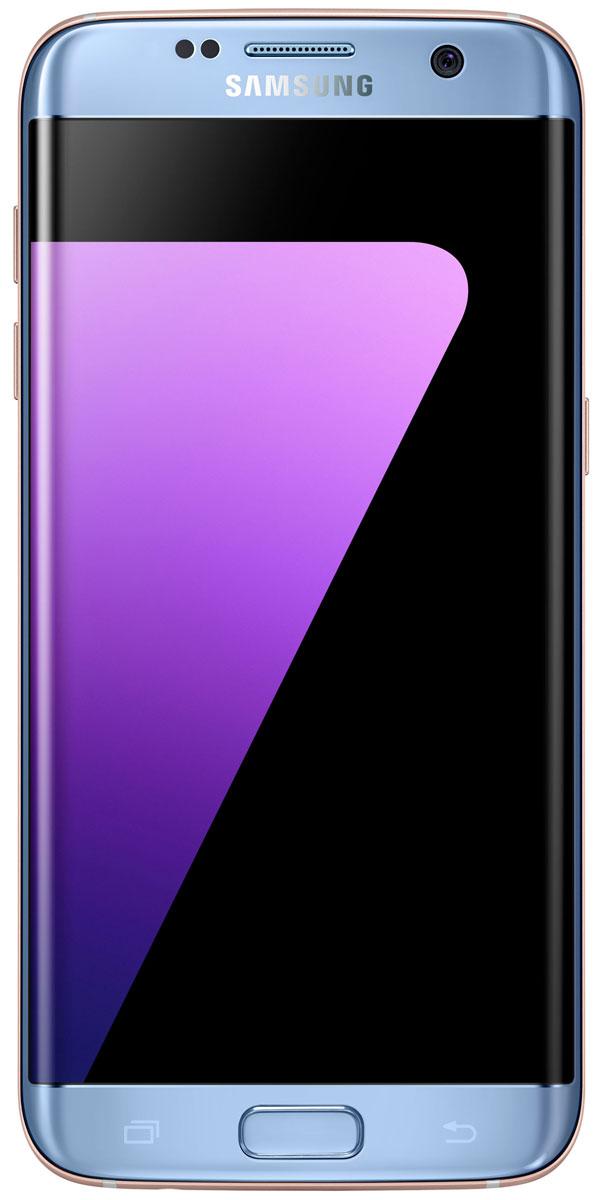Samsung SM-G935F Galaxy S7 Edge (32GB), Blue CoralSM-G935FZBUSERSamsung Galaxy S7 Edge - уникальный и стильный смартфон с изогнутым с двух сторон дисплеем. Это не только оригинально выглядит, но и обеспечивает владельцу дополнительные возможности.Смартфон выглядит стильно и оригинально, для изготовления его корпуса использовались закалённое стекло и лёгкий прочный алюминий. Он надёжно защищён от пыли и влаги.Благодаря внутреннему хранилищу объемом 32 ГБ вам не придется беспокоиться об экономии памяти. Тысячи музыкальных композиций, фотографий и видео с легкостью помещаются на вашем смартфоне. Если встроенной памяти вам не хватит, всегда есть возможность увеличить ее за счет карты microSD объемом до 200 ГБ, которая вставляется в удобный слот-трансформер.Современный высокопроизводительный процессор позволяет не только решать с помощью смартфона повседневные задачи, но и смотреть видео и играть в ресурсоёмкие игры. Благодаря поддержке 4G/LTE пользователь может оперативно находить важную информацию в интернете, смотреть или передавать потоковое видео и т. д.Изображение на 5,5-дюймовом экране с разрешением 2560 x 1440 пикселей, выполненном по технологии Super AMOLED, выглядит максимально реалистично и в мельчайших деталях.12-мегапиксельная тыловая камера смартфона позволяет вне зависимости от условий делать снимки и видеоролики, по качеству сопоставимые с профессиональными.Телефон сертифицирован EAC и имеет русифицированный интерфейс меню и Руководство пользователя.