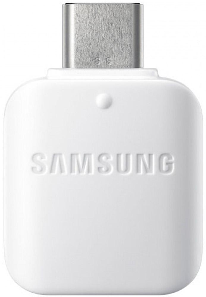 Samsung EE-UN930, White переходник-адаптерEE-UN930BWRGRUАдаптер Samsung EE-UN930 представляет собой переходник, оснащённый коннектором USB Type-C и входом USB Type-A. С его помощью легко можно соединить между собой устройства, оснащённые портами USB разных типов.Переходник можно использовать в качестве адаптера OTG для смартфона. С его помощью к смартфону подключаются мыши, клавиатуры, другие смартфоны, которые можно заряжать от его батареи, и прочие устройства.