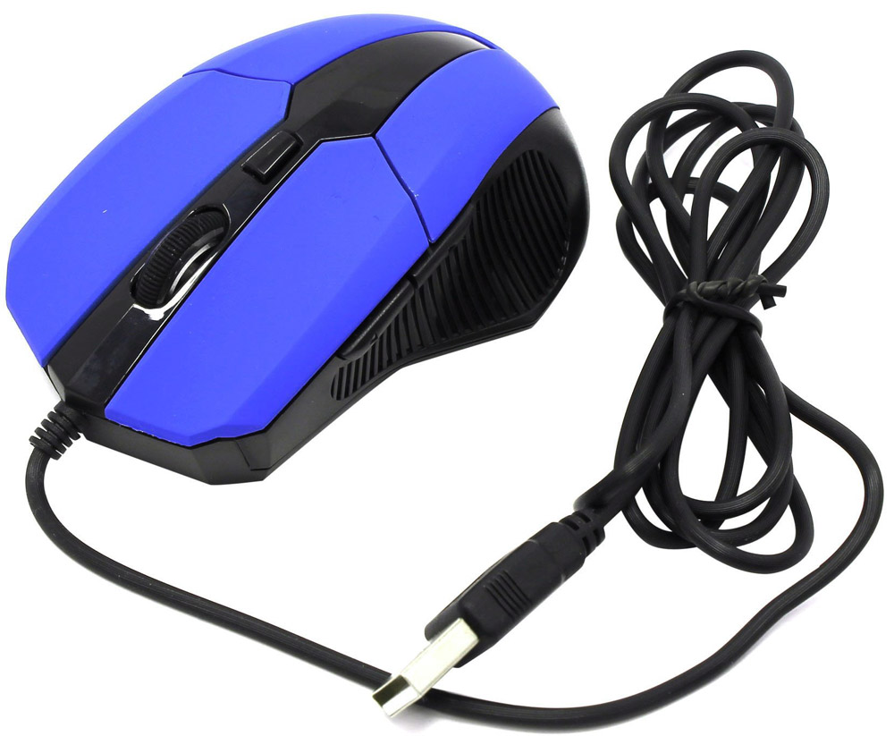 CBR CM 301, Blue мышь