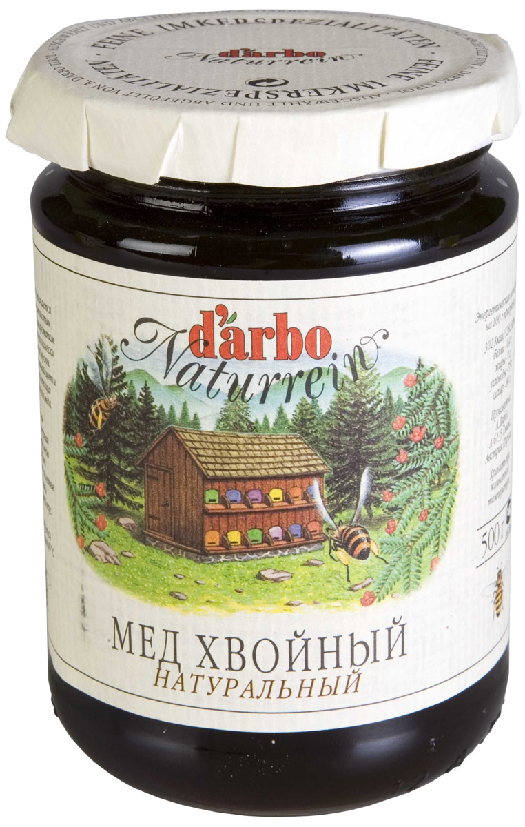 Darbo мед хвойный, 500 г кремacne med купить в магазине