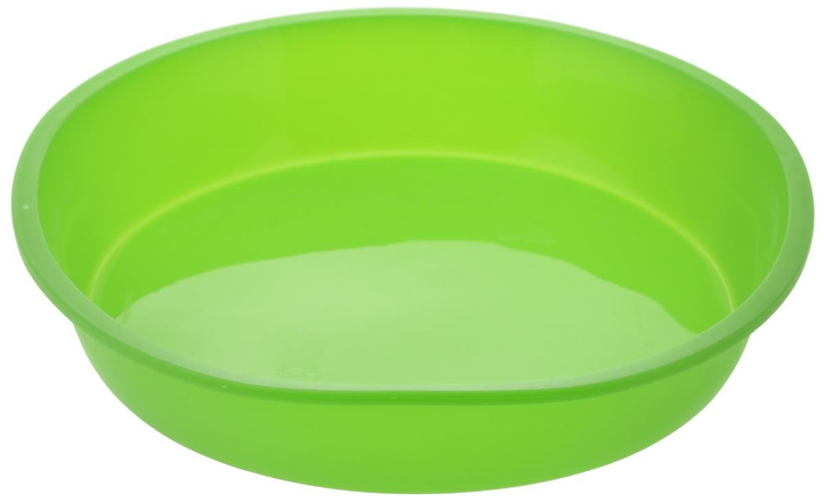 Форма для выпечки Paterra Круг, силиконовая, цвет: зеленый, диаметр 21 см402-439_зеленыйФорма для выпечки Paterra Круг изготовлена из высококачественного силикона. Стенки формы легко гнутся,что позволяет легко достать готовую выпечку и сохранить аккуратный внешний вид блюда. Силикон - материал, который выдерживает температуру от -40°С до +250°С. Изделия из силикона очень удобны виспользовании: пища в них не пригорает и не прилипает к стенкам, форма легко моется. Приготовленное блюдоможно очень просто вытащить, просто перевернув форму, при этом внешний вид блюда не нарушится. Изделиеобладает эластичными свойствами: складывается без изломов, восстанавливает свою первоначальную форму.Порадуйте своих родных и близких любимой выпечкой в необычном исполнении. Диаметр формы: 21 см.Высота стенки: 4 см.