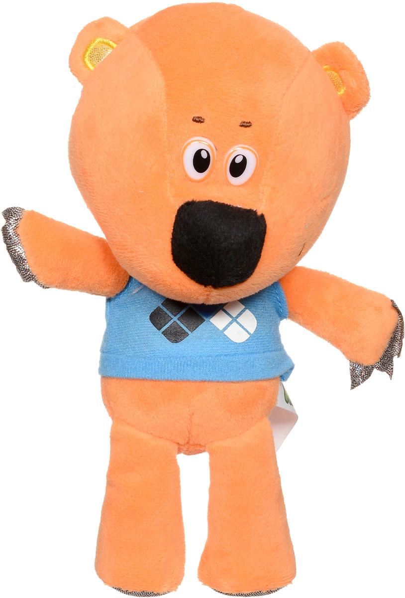 Мульти-Пульти Мягкая озвученная игрушка Медвежонок Кешка 20 см мягкие игрушки мульти пульти мягкая игрушка маша 29 см