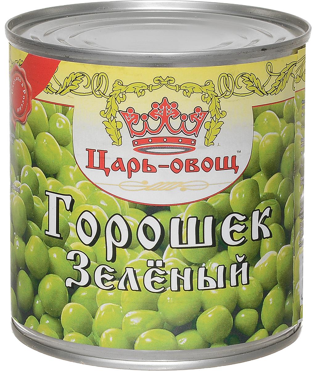 Царь-овощ Горошек зеленый нежный, 400 г bonduelle зеленый горошек нежный 530 г