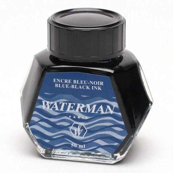 Waterman Чернила цвет синий 50 мл waterman