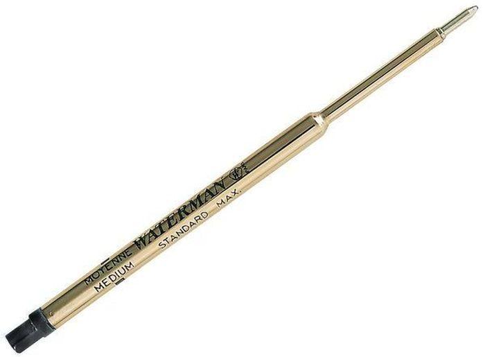 Waterman Стержень для шариковой ручки Medium цвет черныйWAT-S0791030Стержень для шариковой ручки, черный, Medium.