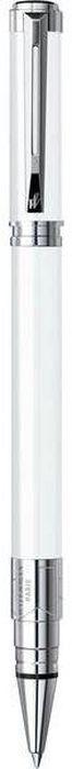 Waterman Ручка роллер PerspeCTive White CT черная корпус белый waterman шариковая ручка perspective white waterman s0944600