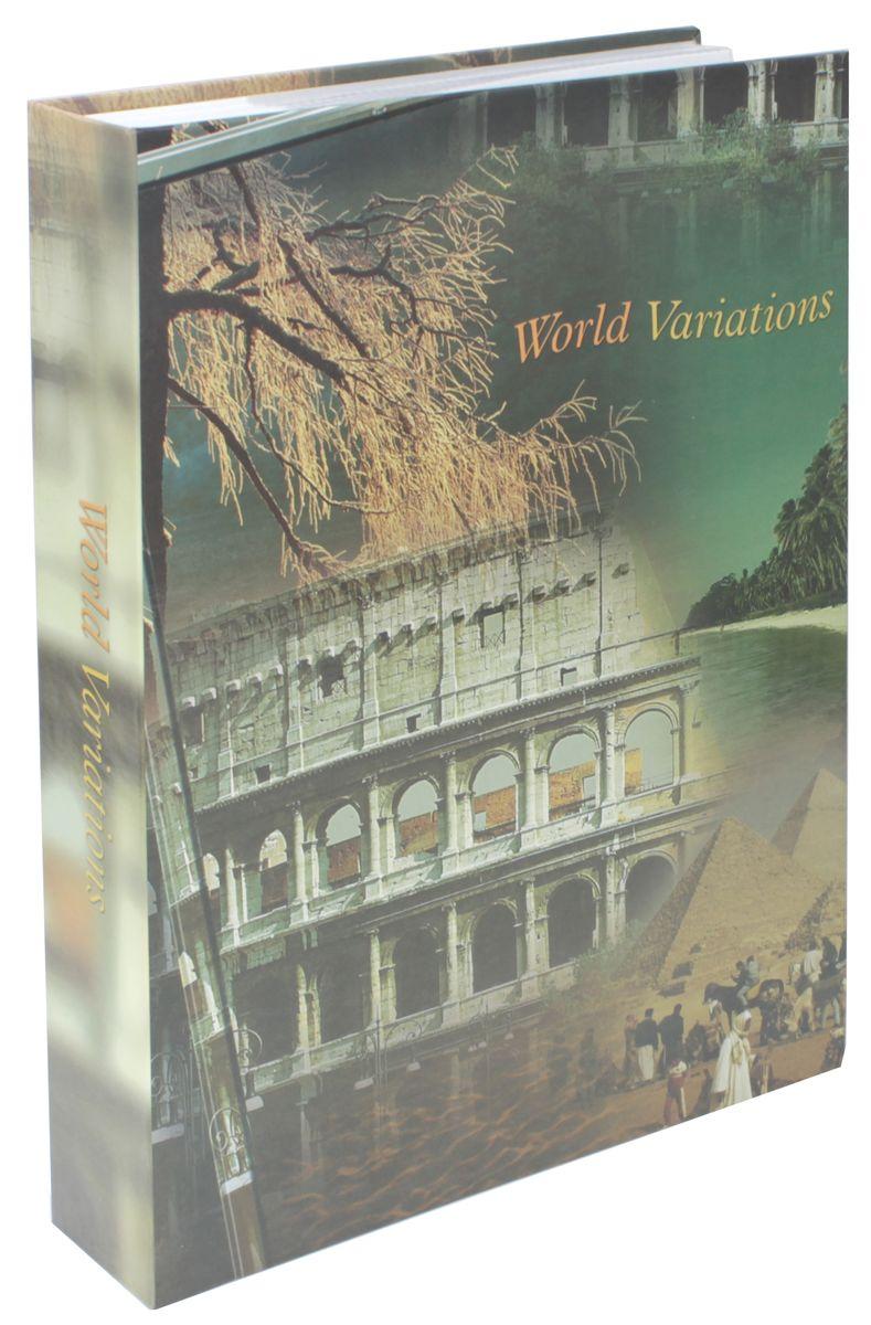 Фотоальбом Pioneer World Wariations, 300 фотографий, 10 х 15 см11138 46300PPM/C КолФотоальбом Pioneer World Wariations поможет красиво оформить ваши самые интересные фотографии. Обложка из толстого ламинированного картона оформлена принтом. Фотоальбом рассчитан на 300 фотографий форматом 10 x 15 см. Внутри содержится блок из 50 листов, на каждом из которых имеются поля для заполнения и три кармашка для фотографий. Такой необычный фотоальбом позволит легко заполнить страницы вашей истории, и с годами ничего не забудется.Тип обложки: ламинированный картон.Тип листов: бумажные.Тип переплета: клеевой.Кол-во фотографий: 300.Материалы, использованные в изготовлении альбома, обеспечивают высокое качество хранения ваших фотографий, поэтому фотографии не желтеют со временем.