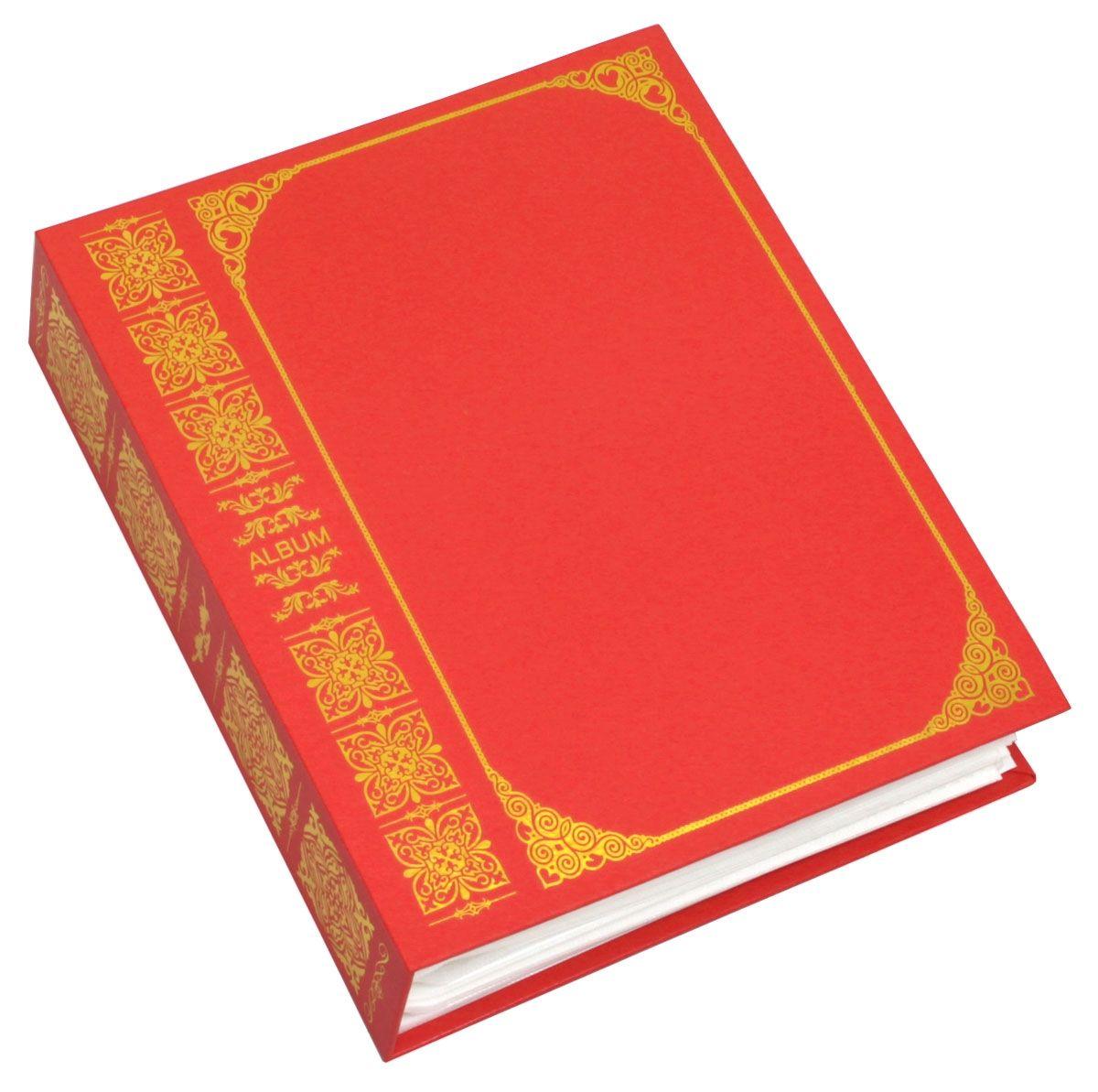 Фотоальбом Pioneer Royal Vinyl, 100 фотографий, цвет: красный, 15 х 21 см46445 AV68100Альбом для фотографий формата 15х21 см.Тип листов: полипропиленовые.Тип переплета: высокочастотная сварка.Кол-во фотографий: 100.Материалы, использованные в изготовлении альбома, обеспечивают высокое качество хранения Ваших фотографий, поэтому фотографии не желтеют со временем.