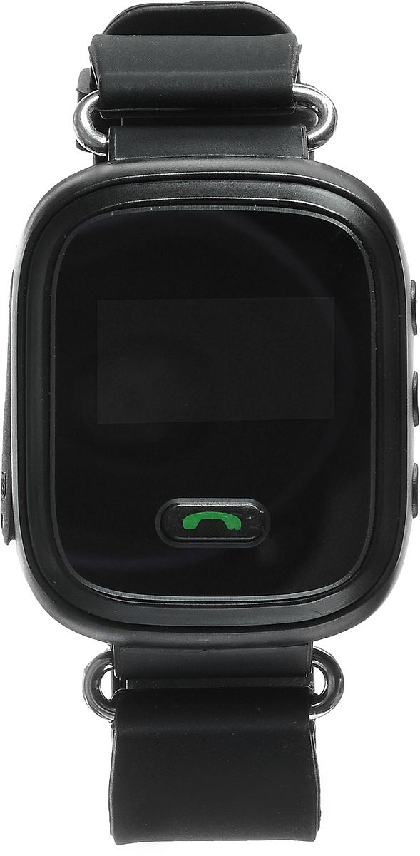 TipTop 60Ц, Black детские часы-телефон00134Детские умные часы-телефон TipTop 60ЦВ с GPS-трекером созданы специально для детей и ихродителей. Сними вы всегда будете знать, где находится ваш ребенок и что рядом с ним происходит.Управление часамипроисходит полностью через мобильное приложение, которое можно бесплатно скачать наAppStore илиPlayMarket.Основные функции:В часы вставляется сим-карта. Родители всегда могут позвонить на часы, также ребенок можетпозвонить счасов на 3 самых важных номера - мама, папа, бабушка. Также можно разрешать или запрещатьномерам звонитьна часы, например, внести в список разрешенных звонков только номера телефонов близких иродных Родители могут слушать, что происходит рядом с ребенком - как няня обращается сребенком, как ребенокотвечает на уроках На часах есть кнопка SOS - в случае опасности ребенок нажимает на эту кнопку, и часыавтоматическидозваниваются на все 3 номера - кто быстрее ответит. Также высылают сообщение родителямс координатамиребенка Датчик снятия с руки - если ребенок снимет часы, то автоматически на телефон родителяпридетуведомление. Также приходят уведомления, если часы разряжены Возможность установить гео-забор - зону, за которую ребенку не следует выходить. Еслиребенок вышел -приходит уведомление на телефон Фитнес-трекер - шагомер, пройденное расстояние, качество сна, потраченное количествокалорийВ каком возрасте ребенку особенно необходимы часы TipTop с функцией GPS?Когда ребенок начинает ходить: уже с этого момента возникает опасность, что он можетпотеряться вмноголюдных местах - супермаркете, аэропортах, вокзалах. Вы сможете отследить егоместорасположение поGPS в любой момент. Напишите ФИО и ваш телефон на ремешке часов, если ваш малыш ещёне умеетразговаривать.С 3 до 8 лет: опасность потеряться в этом возрасте ещё выше. Как правило, дети ещё незнают наизустьномер телефона мамы, иногда даже и домашний адрес. Детские часы TipTop - яркий, удобный икрасивыйаксессуар, который всегда на руке у малыша, а значит вы всегда с