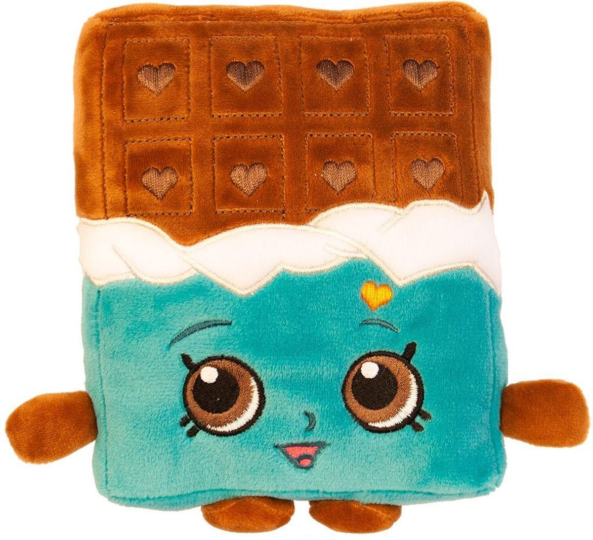 Shopkins Мягкая игрушка Шоколадка Чеки 20 см baby шоколадка