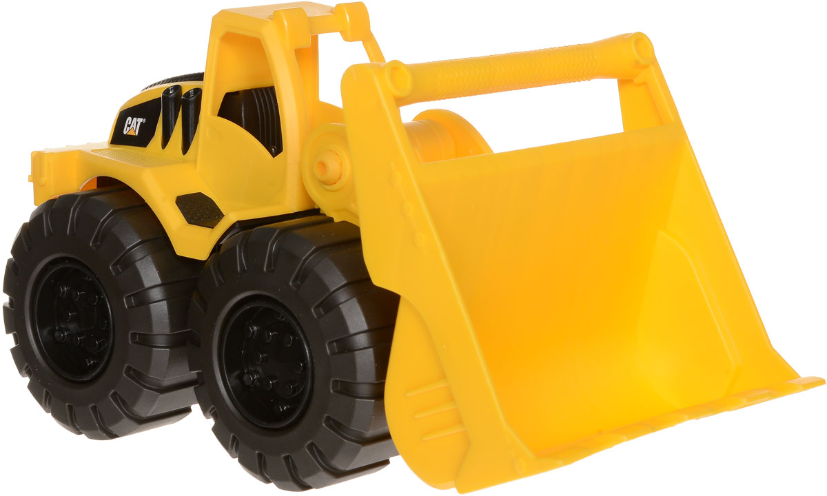 Toystate Колесный погрузчик Cat 82010TS машинки toystate машинка toystate
