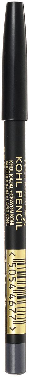 Max Factor Карандаш для глаз Kohl Pencil, тон №050 Charcoal grey, цвет: темно-серый81480584Карандаш Kohl Pencil - твое секретное оружие для супер-сексуального взгляда. - Ультра-мягкий карандаш нежно касается века. - Достаточно плотный, чтобы рисовать тонкие линии. - Растушуй линию, чтобы добиться стильного неряшливого эффекта. Идеален для создания сексуального эффекта смоки айз.Протестировано офтальмологами и дерматологами. Подходит для чувствительных глаз и тех, кто носит контактные линзы.1. Смотри вниз и осторожно растяни глаз указательным пальцем. 2. Проведи аккуратную мягкую линию вдоль роста ресниц. 3. Карандаша Kohl pencil в сочетании с тушью будет достаточно, чтобы выделить глаза. 4. Наноси карандаш над тенями для более мягкого образа или под тенями, чтобы углубить их цвет. 5. Растушуй линию с помощью ватной палочки для эффекта смоки айз.