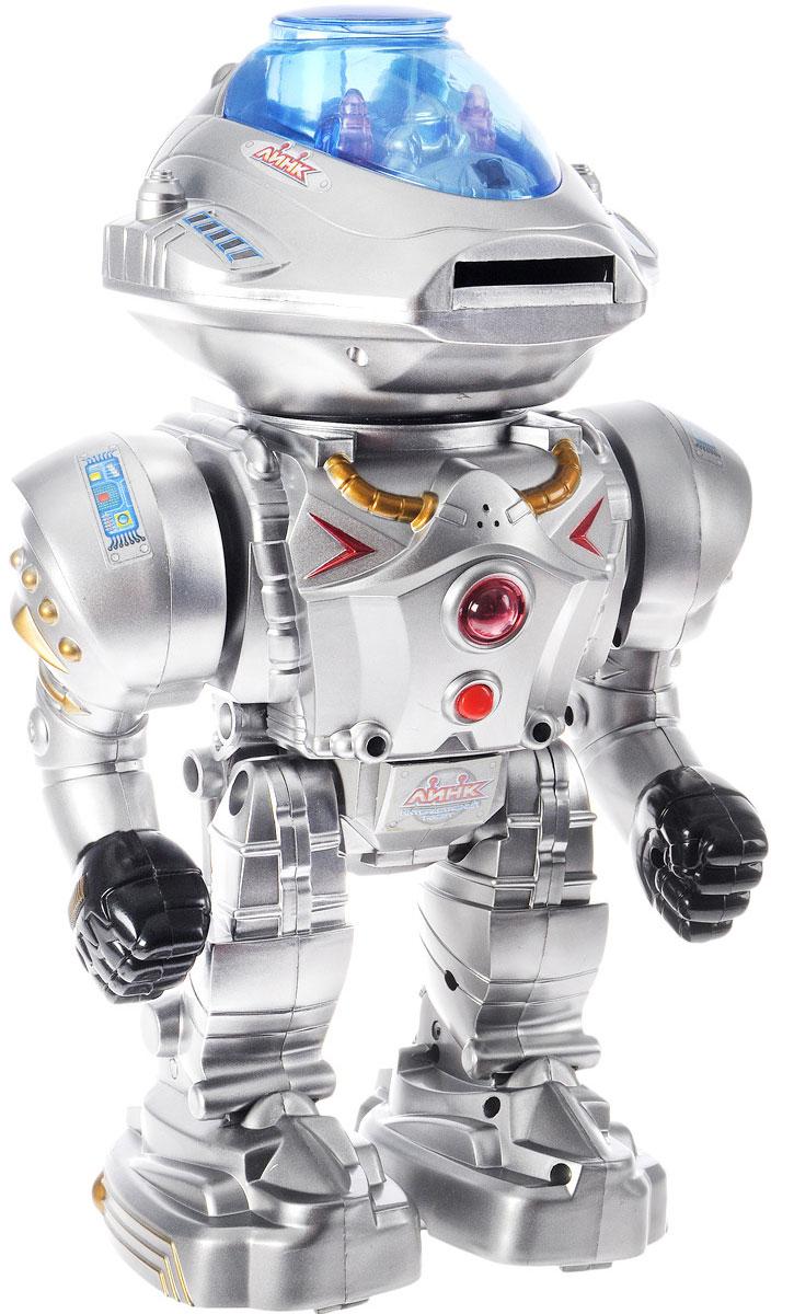 Играем вместе Интерактивный робот Линк на инфракрасном управлении