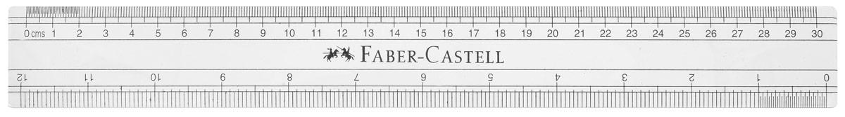 Faber-Castell Линейка Precize 30 см171220Линейка Precize на 30 см от немецкой компании Faber-Castell настолько прочная и удобная, что прекрасно подойдет как для школьного технического черчения, так и для более профессиональных измерительных или чертёжных работ. Изделие выполнено из качественного прозрачного пластика и имеет закругленные углы.