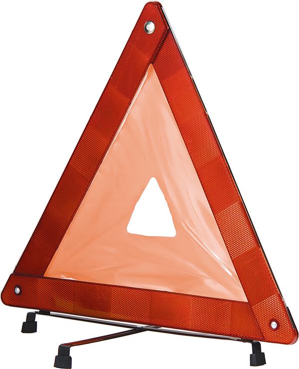 Знак аварийной остановки Stels, с чехлом, 41 х 41 х 41 см54913Знак аварийной остановки Stels используется для выставления на проезжуючасть при ДТП и предупреждения других участников дорожного движения об опасном участке.Эффективен даже в ночное время суток благодаря светоотражающим вставкам. Изделие имеетскладную конструкцию, удобно пакуется в пластиковый чехол