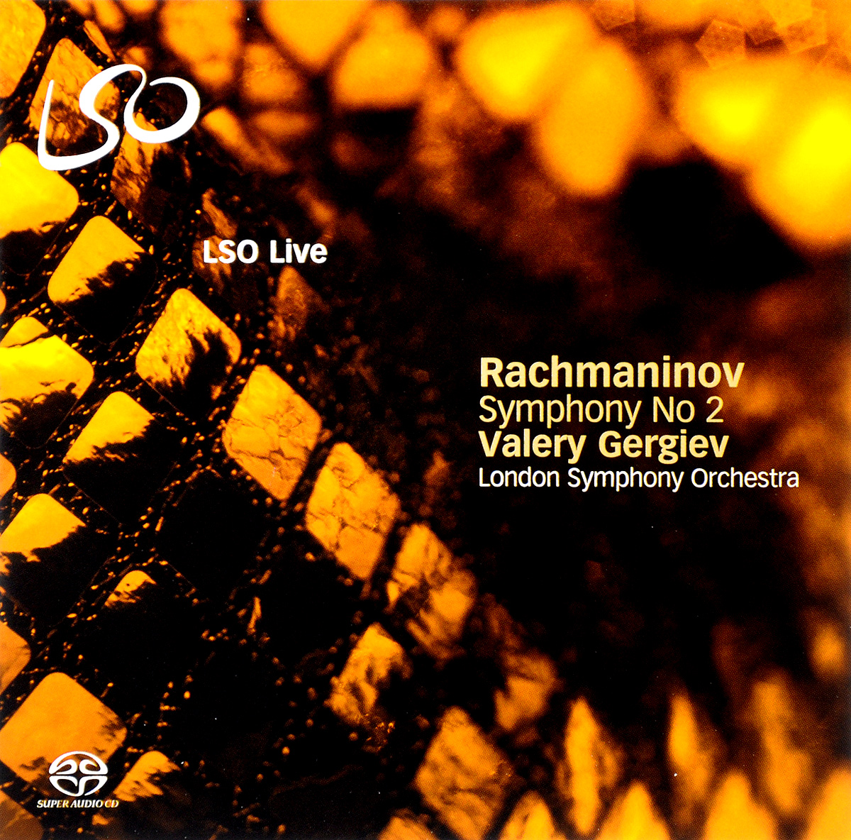 Zakazat.ru Valery Gergiev. Rachmaninov. Symphony No 2
