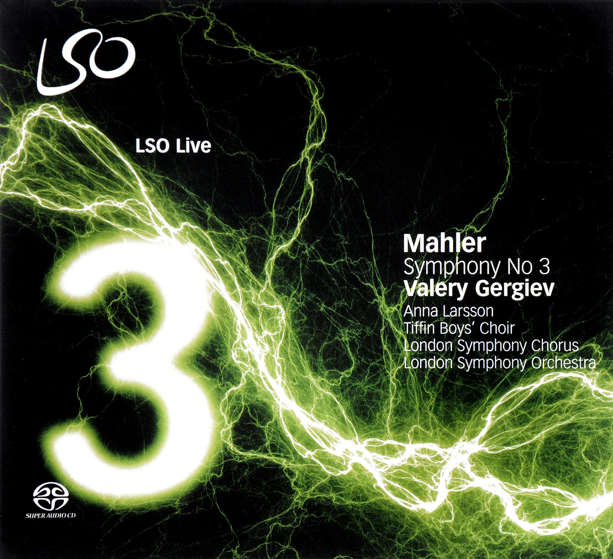 Valery Gergiev. Mahler. Symphony No 3