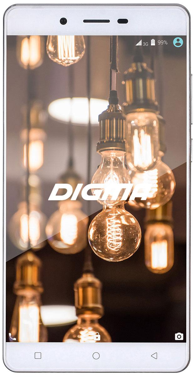 Digma Vox S502 4G, White