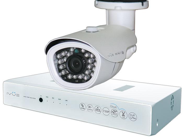 iVue 1080N-1MPX-1B система видеонаблюдения1080N-1MPX-1BКомплект видеонаблюдения iVue 1080N-1MPX-1B - это профессиональный набор систем охранного видеонаблюдения за вашим бизнесом, домом или дачей. Комплект включает в себя видеорегистратор AHD + одна видеокамера 1 Mпикс (720P), которая прекрасно подойдёт к интерьеру любого помещения, блок питания, соединительный кабель и все необходимые аксессуары. AHD - самая современная технология кодирования и передачи видеоизображения по коаксиальному кабелю! Технология AHD позволяет передавать изображение на расстояние до 500 метров без потери качества изображения! Наблюдать вы можете из любой точки мира через интернет с помощью компьютера, планшета или смартфона. Простота подключения обеспечивается облачной технологией P2P. У вас так же есть возможность дополнить этот набор одной, двумя или тремя камерами по вашему выбору. При необходимости вы можете разнести камеры на расстояние до 500 метров (кабель вы можете приобрести отдельно). Жесткий диск для этого набора приобретается отдельно и может иметь размер до 4 ТБ, что позволит вам поддерживать архив до 2-х месяцев без потери качества изображения. Набор укомплектован наклейкой Внимание! Ведется видеонаблюдение, что позволит предупредить многие правонарушения заблаговременно!Инфракрасные светодиоды автоматически активируются при наступлении тёмного времени суток, либо при выключении освещения в помещении. Данная технология в видеокамере позволяет вести видеонаблюдение даже в условиях низкой освещённости и полного отсутствия света.Операционная система: LINUXРабочая температура регистратора: 10°С - 40°СПроцессор камеры: OV9712S+ NVP2431H