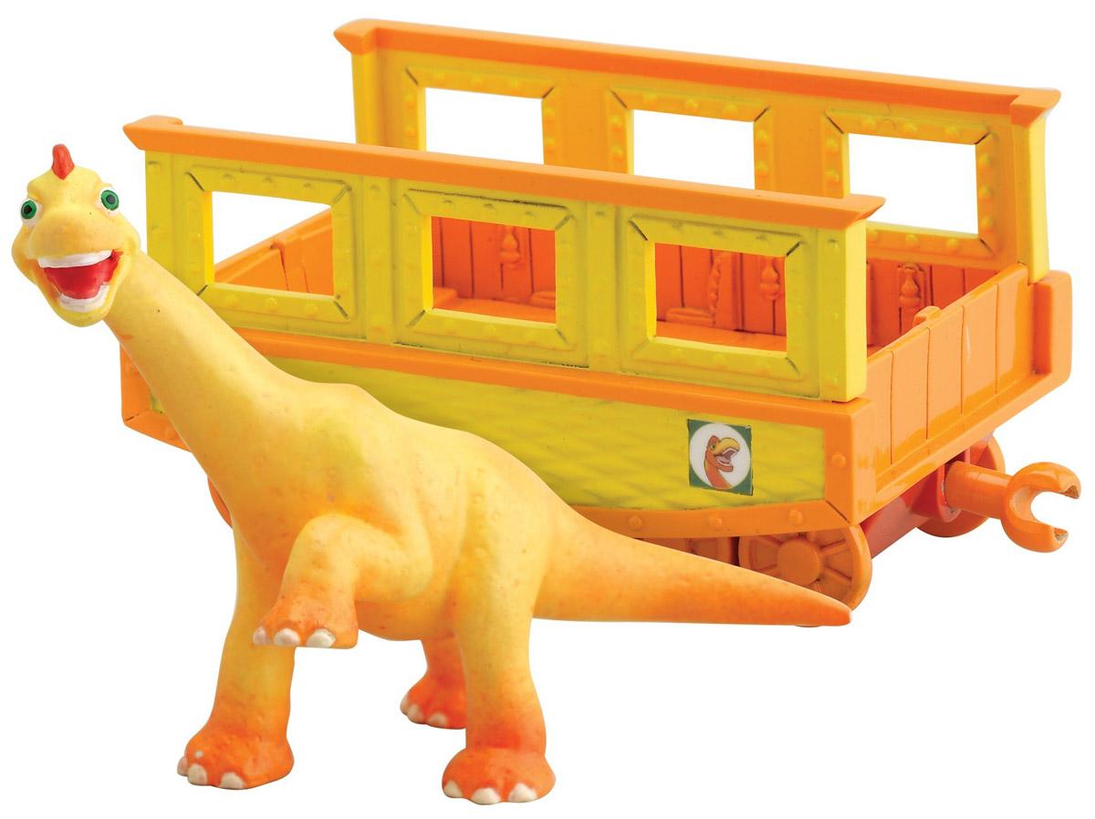 цена на Игровой набор Tomy Поезд Динозавров: Нэд с вагончиком