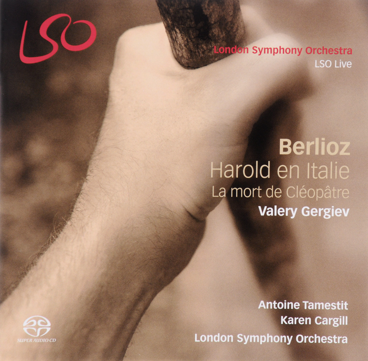 Valery Gergiev. Berlioz. Harold In Italy london in paint
