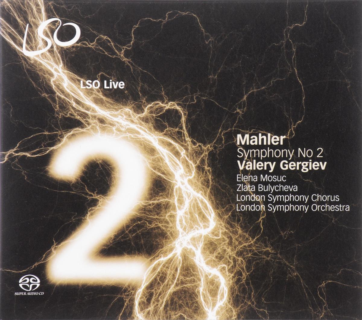 Valery Gergiev. Mahler. Symphony No 2