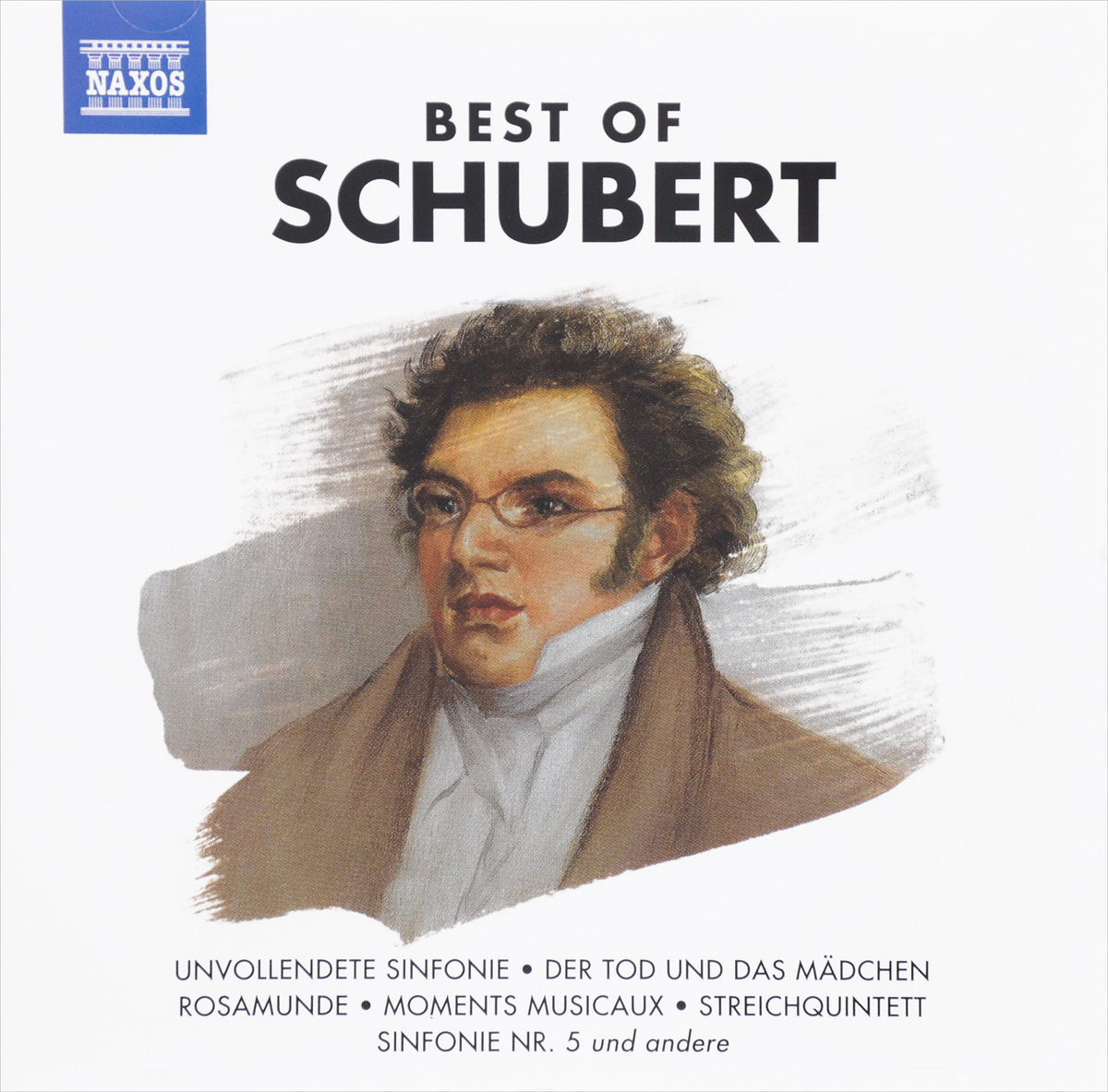 Франц Шуберт Best Of Schubert франц шуберт schubert symphonie no 9 rosamunde ouverture die zauberharfe