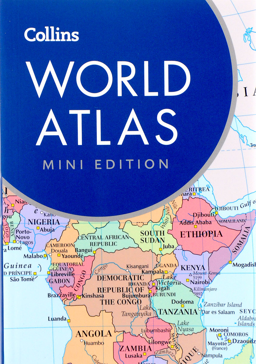 World Atlas collins school atlas